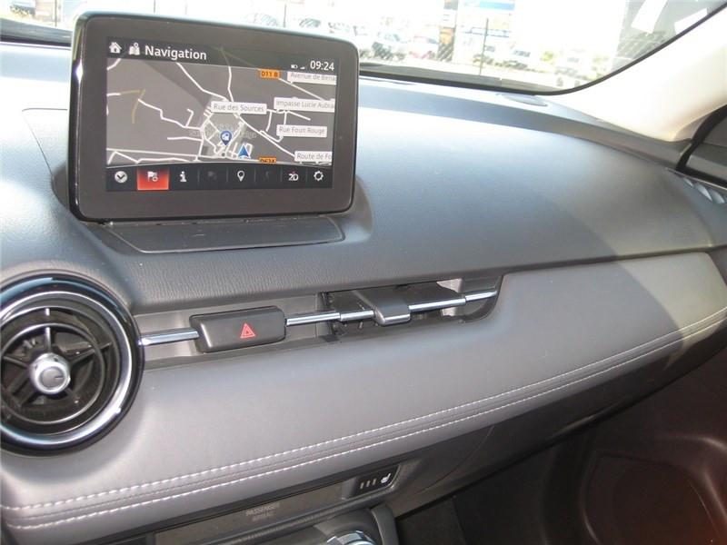 Mazda CX-3 2.0L SKYACTIV-G 121 4X2 BVA6 Selection  occasion à St Jean du Falga - photo n°16