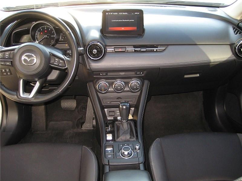 Mazda CX-3 2.0L SKYACTIV-G 121 4X2 BVA6 Selection  occasion à St Jean du Falga - photo n°13