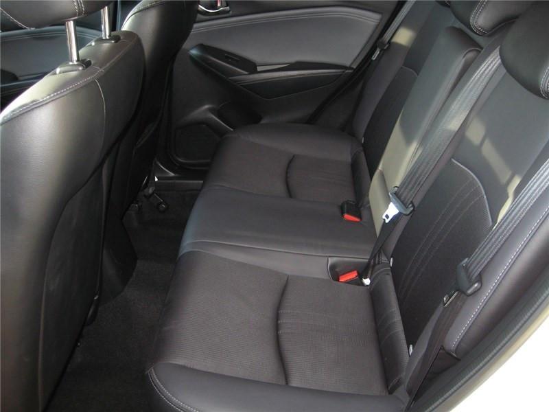 Mazda CX-3 2.0L SKYACTIV-G 121 4X2 BVA6 Selection  occasion à St Jean du Falga - photo n°12