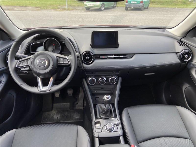 Mazda CX-3 2.0L SKYACTIV-G 121 Selection  occasion à Muret - photo n°14