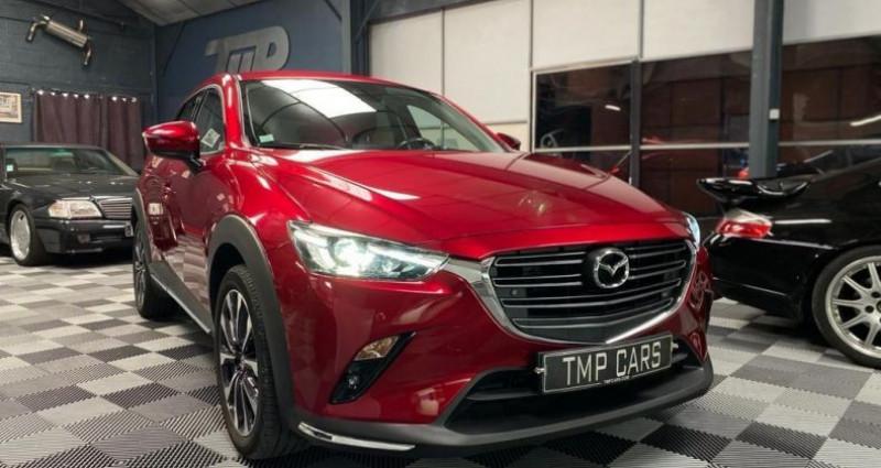 Mazda CX-3 SELECTION 2.0L SKYACTIV-G 121 4X2  occasion à Le Mans