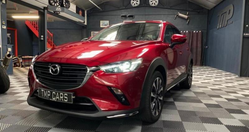 Mazda CX-3 SELECTION 2.0L SKYACTIV-G 121 4X2  occasion à Le Mans - photo n°2