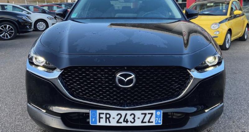 Mazda CX-30 180 SKYACTIV-X M HYBRID SPORTLINE AWD Noir occasion à EPAGNY - photo n°5