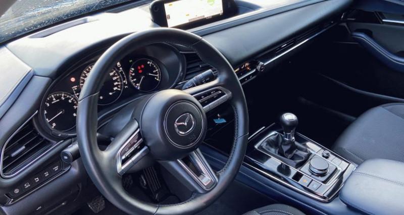 Mazda CX-30 180 SKYACTIV-X M HYBRID SPORTLINE AWD Noir occasion à EPAGNY - photo n°2
