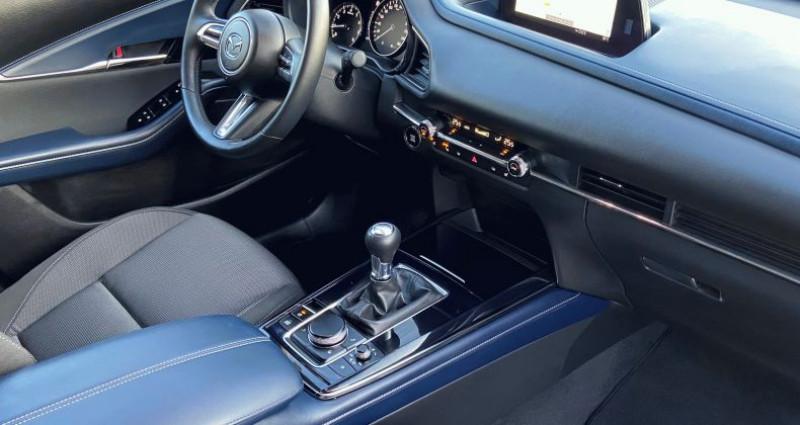 Mazda CX-30 180 SKYACTIV-X M HYBRID SPORTLINE AWD Noir occasion à EPAGNY - photo n°4
