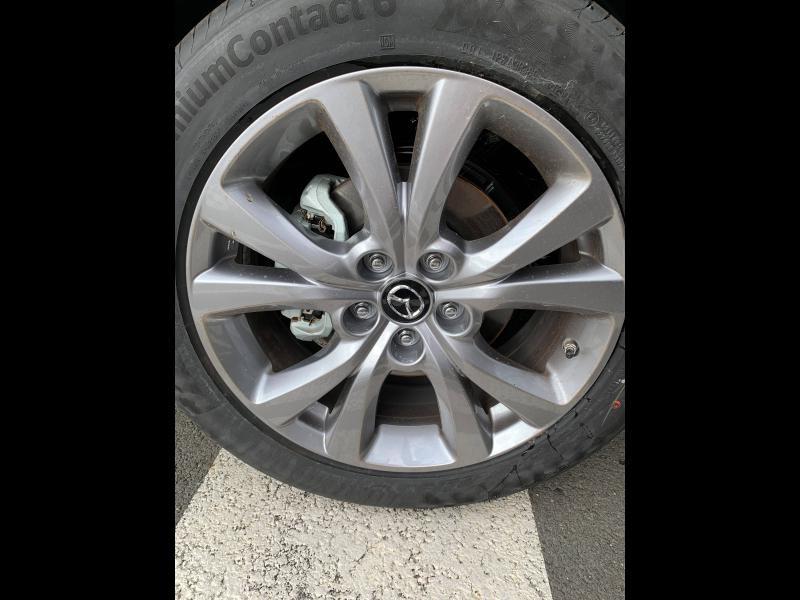 Mazda CX-30 2.0 Skyactiv-G M-Hybrid 122ch Inspiration BVA 2021 Blanc occasion à Mérignac - photo n°9