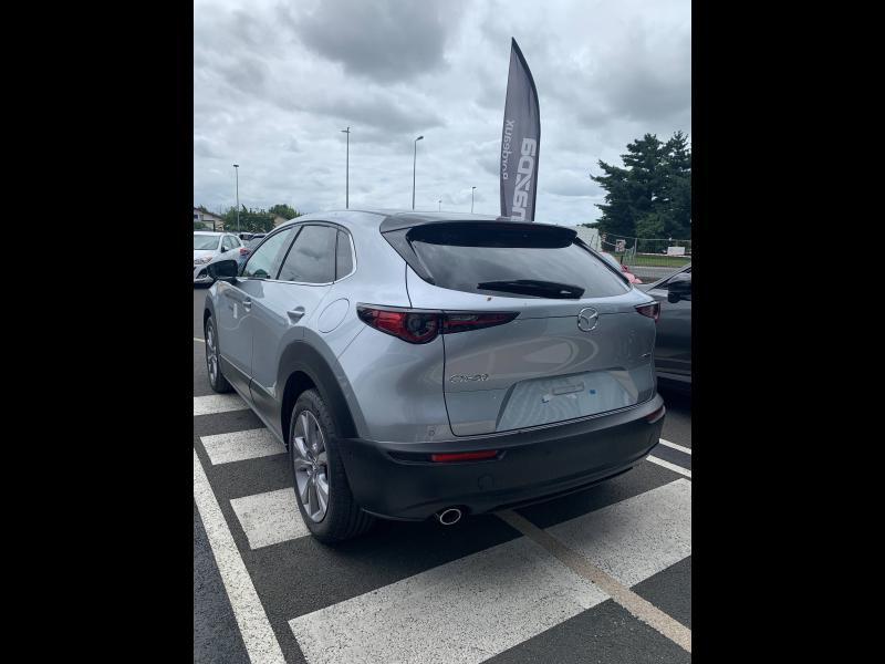 Mazda CX-30 2.0 Skyactiv-G M-Hybrid 122ch Sportline 2021  occasion à Mérignac - photo n°9