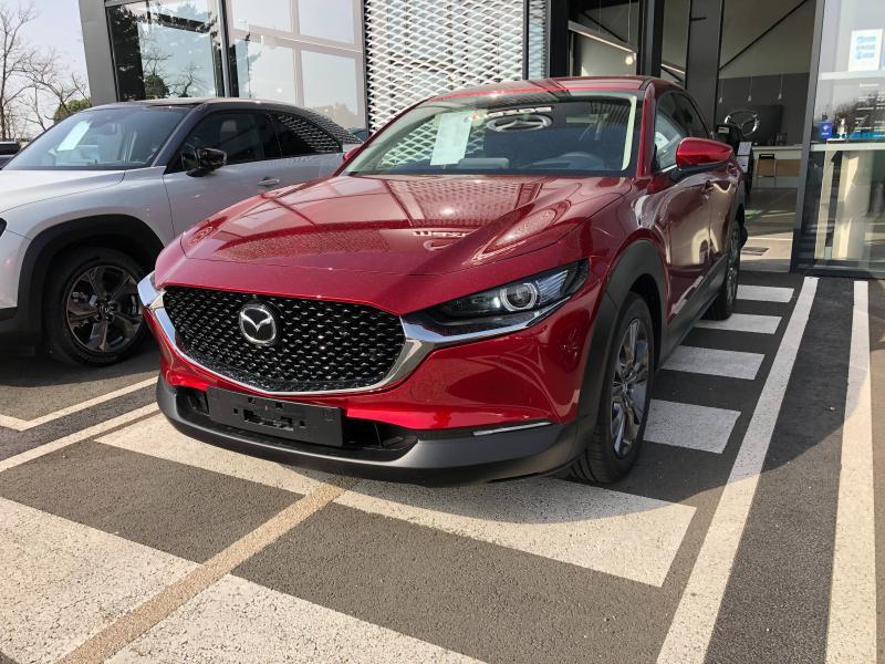 Mazda CX-30 2.0 Skyactiv-G M-Hybrid 122ch Sportline BVA 6cv 2020  occasion à Mérignac