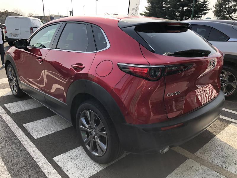 Mazda CX-30 2.0 Skyactiv-G M-Hybrid 122ch Sportline BVA 6cv 2020  occasion à Mérignac - photo n°3