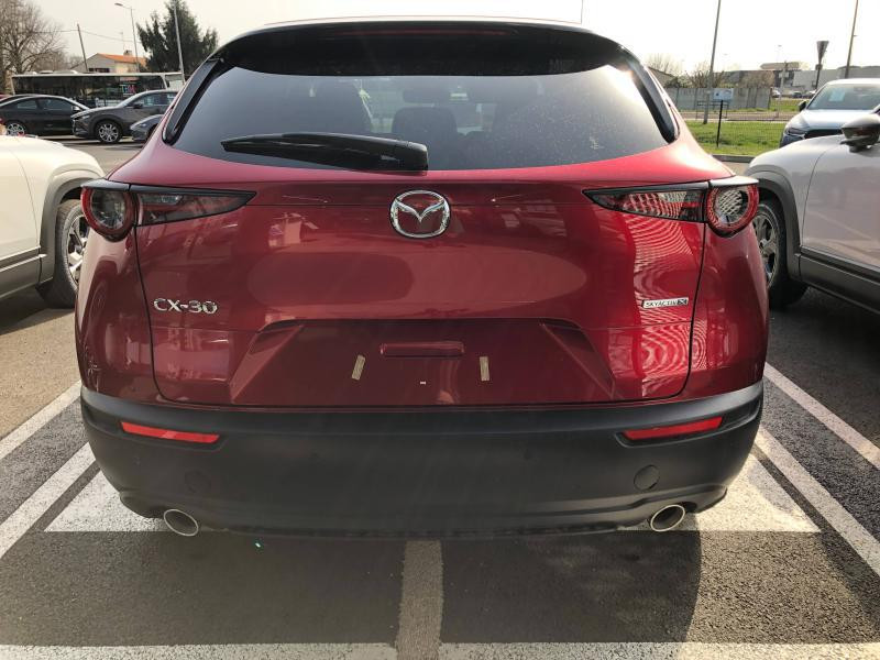 Mazda CX-30 2.0 Skyactiv-G M-Hybrid 122ch Sportline BVA 6cv 2020  occasion à Mérignac - photo n°5