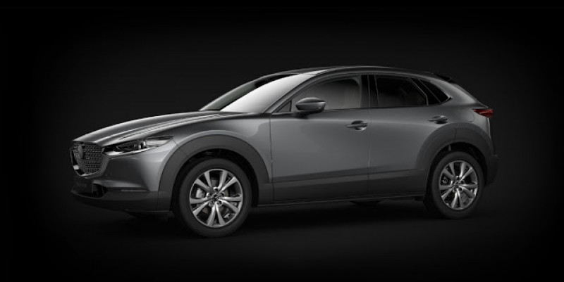 Mazda CX-30 2.0 Skyactiv-G M-Hybrid 122ch Sportline BVA  occasion à LA QUEUE-EN-BRIE