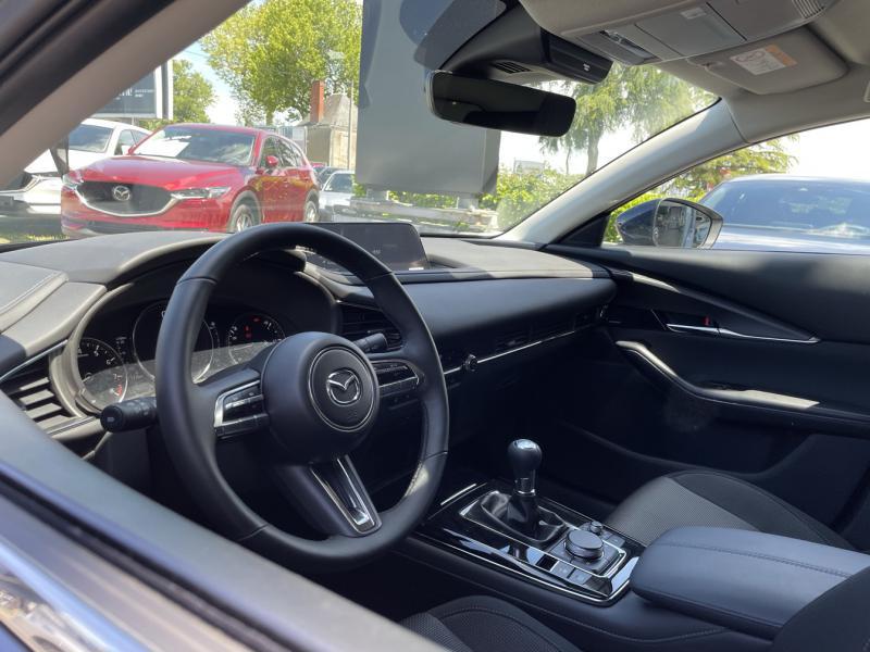 Mazda CX-30 2.0 Skyactiv-G M-Hybrid 122ch Sportline Bleu occasion à Saint-Herblain - photo n°5