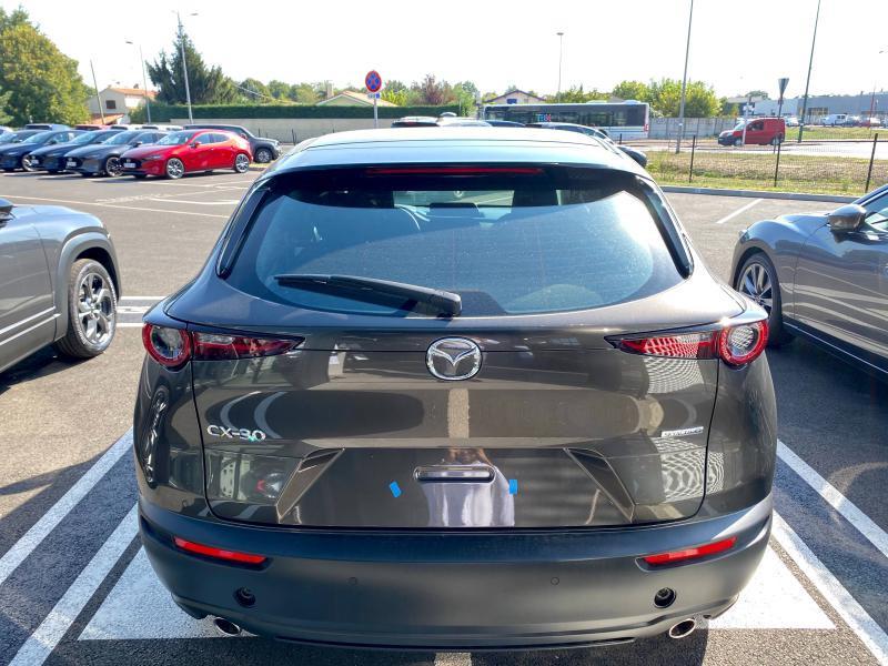 Mazda CX-30 2.0 Skyactiv-G M-Hybrid 122ch Style 2020 Gris occasion à Mérignac - photo n°5