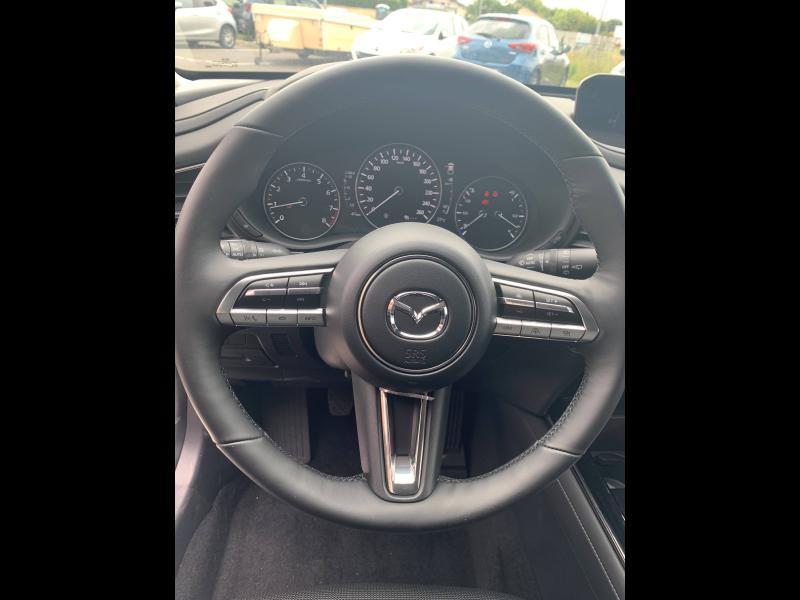 Mazda CX-30 2.0 Skyactiv-G M-Hybrid 122ch Style 2020 Bleu occasion à Mérignac - photo n°3