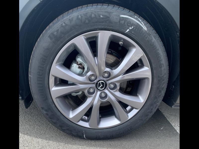 Mazda CX-30 2.0 Skyactiv-G M-Hybrid 122ch Style 2020 Bleu occasion à Mérignac - photo n°7