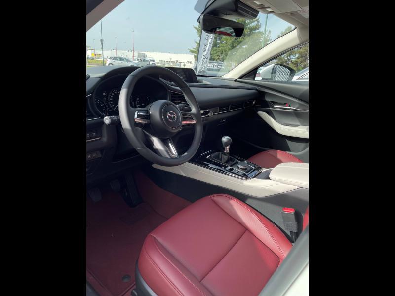 Mazda CX-30 2.0 Skyactiv-X M-Hybrid 180ch 100ème Anniversaire 2020 Rouge occasion à Mérignac - photo n°5