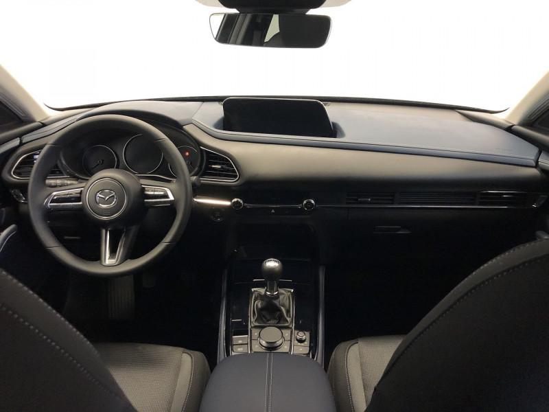 Mazda CX-30 2.0 SKYACTIV-X M-HYBRID 180CH BUSINESS EXECUTIVE Noir occasion à FENOUILLET - photo n°5
