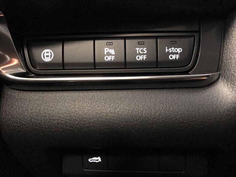 Mazda CX-30 2.0 SKYACTIV-X M-HYBRID 180CH BUSINESS EXECUTIVE Noir occasion à FENOUILLET - photo n°18