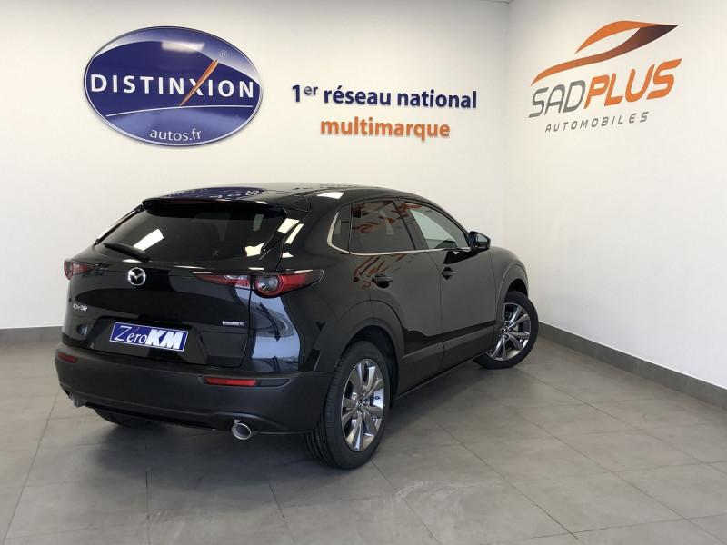 Mazda CX-30 2.0 SKYACTIV-X M-HYBRID 180CH BUSINESS EXECUTIVE Noir occasion à FENOUILLET - photo n°2