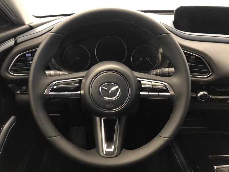 Mazda CX-30 2.0 SKYACTIV-X M-HYBRID 180CH BUSINESS EXECUTIVE Noir occasion à FENOUILLET - photo n°13