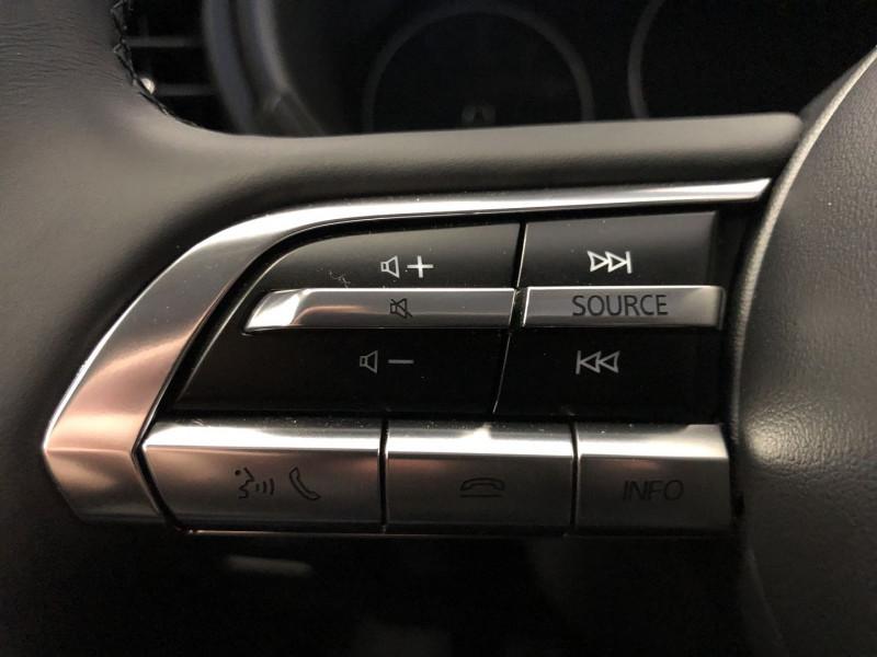 Mazda CX-30 2.0 SKYACTIV-X M-HYBRID 180CH BUSINESS EXECUTIVE Noir occasion à FENOUILLET - photo n°14