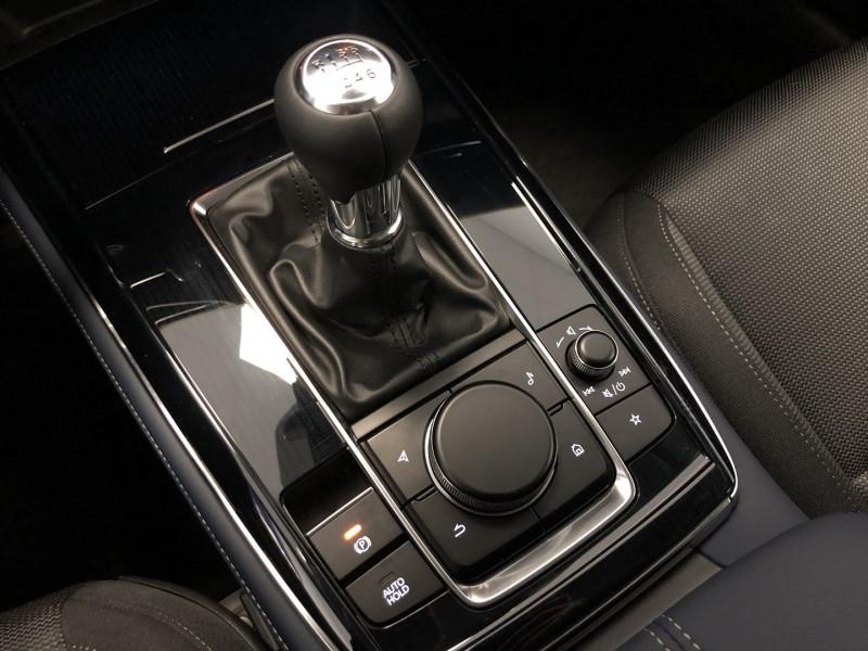 Mazda CX-30 2.0 SKYACTIV-X M-HYBRID 180CH BUSINESS EXECUTIVE Noir occasion à FENOUILLET - photo n°12
