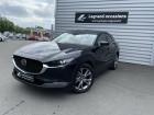 Mazda CX-30 2.0 Skyactiv-X M-Hybrid 180ch Exclusive 2020 Noir à Saint-Brieuc 22