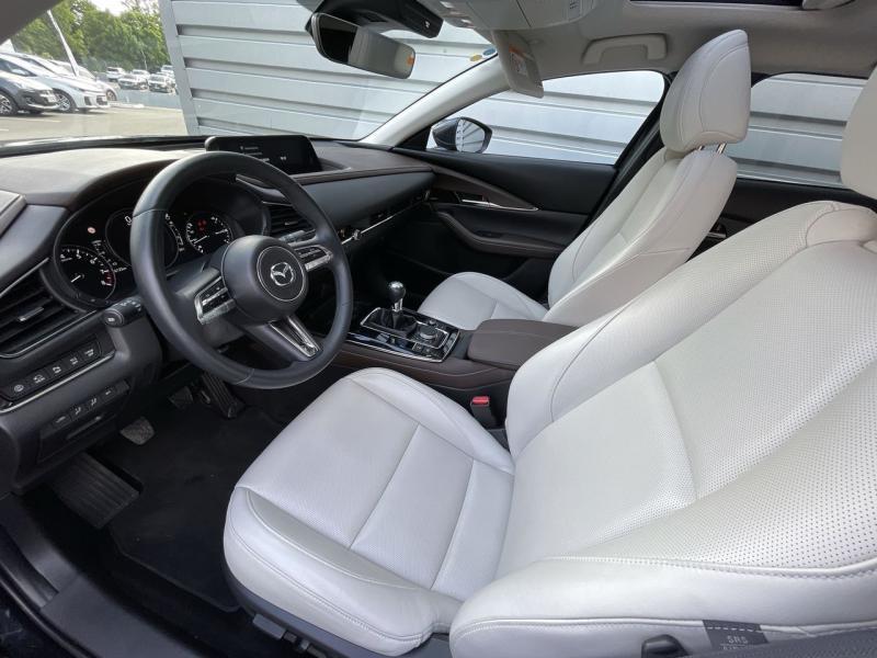 Mazda CX-30 2.0 Skyactiv-X M-Hybrid 180ch Exclusive 2020 Noir occasion à Saint-Brieuc - photo n°7