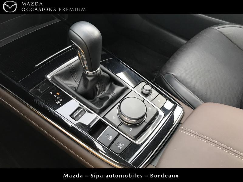 Mazda CX-30 2.0 Skyactiv-X M-Hybrid 180ch Exclusive BVA 2020  occasion à Mérignac - photo n°19