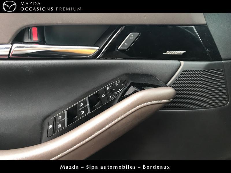 Mazda CX-30 2.0 Skyactiv-X M-Hybrid 180ch Exclusive BVA 2020  occasion à Mérignac - photo n°13