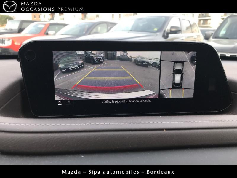 Mazda CX-30 2.0 Skyactiv-X M-Hybrid 180ch Exclusive BVA 2020  occasion à Mérignac - photo n°17