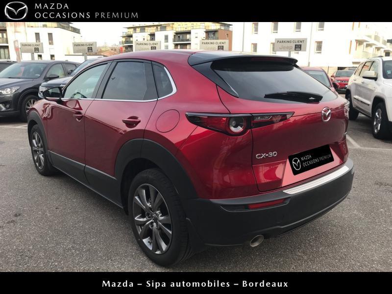 Mazda CX-30 2.0 Skyactiv-X M-Hybrid 180ch Exclusive BVA 2020  occasion à Mérignac - photo n°6