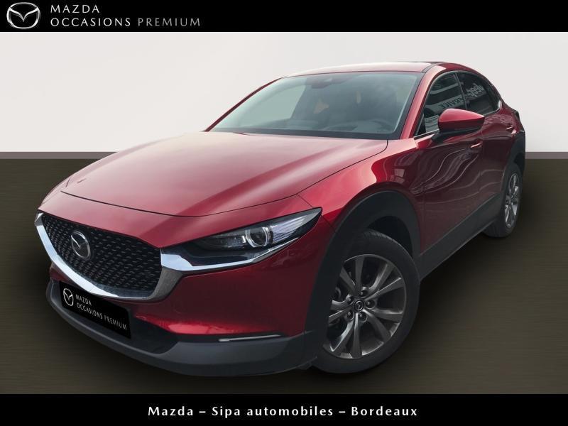 Mazda CX-30 2.0 Skyactiv-X M-Hybrid 180ch Exclusive BVA 2020  occasion à Mérignac