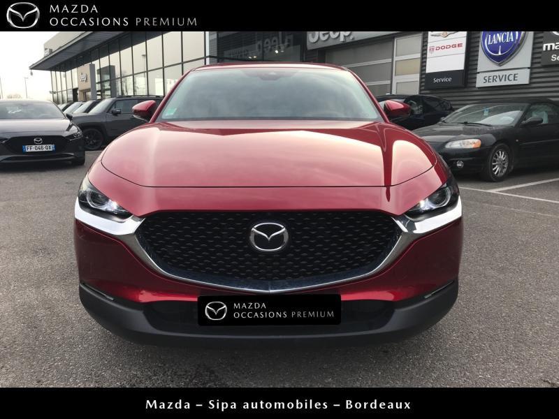 Mazda CX-30 2.0 Skyactiv-X M-Hybrid 180ch Exclusive BVA 2020  occasion à Mérignac - photo n°2