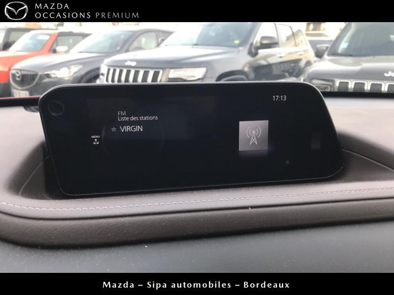 Mazda CX-30 2.0 Skyactiv-X M-Hybrid 180ch Exclusive BVA 2020  occasion à Mérignac - photo n°15
