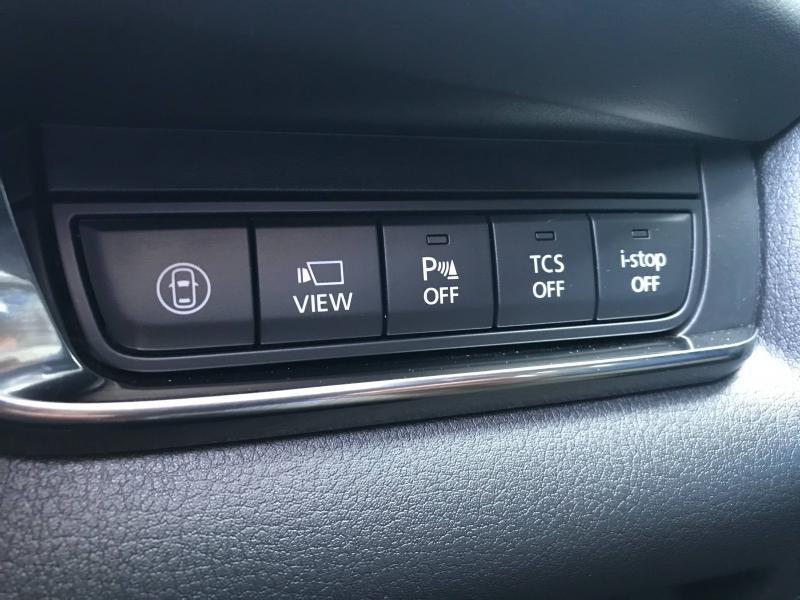 Mazda CX-30 2.0 Skyactiv-X M-Hybrid 180ch Sportline BVA  occasion à Mérignac - photo n°18