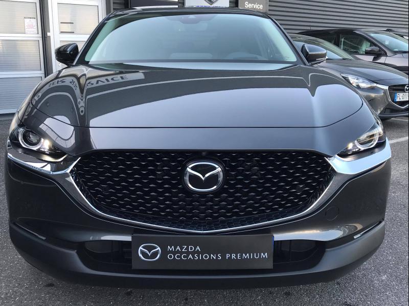 Mazda CX-30 2.0 Skyactiv-X M-Hybrid 180ch Sportline BVA  occasion à Mérignac - photo n°6