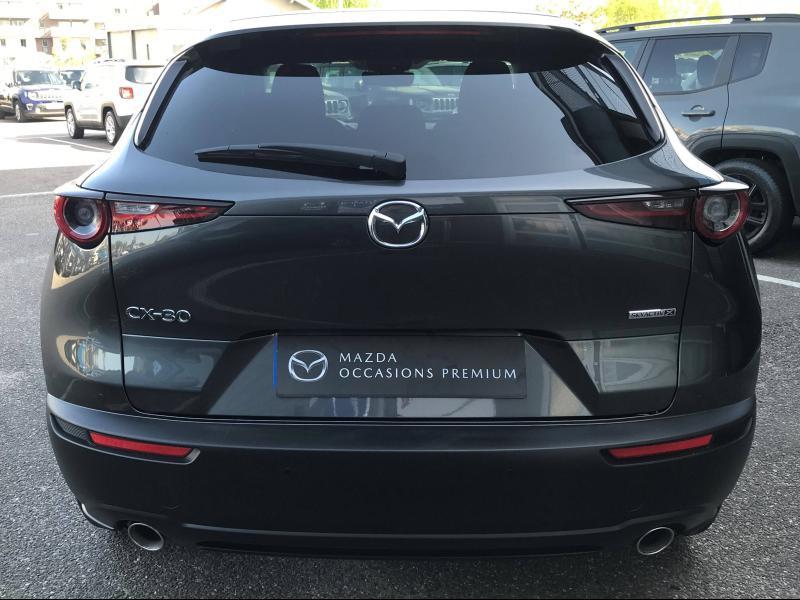 Mazda CX-30 2.0 Skyactiv-X M-Hybrid 180ch Sportline BVA  occasion à Mérignac - photo n°4