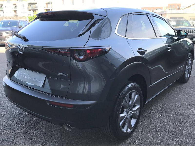 Mazda CX-30 2.0 Skyactiv-X M-Hybrid 180ch Sportline BVA  occasion à Mérignac - photo n°5