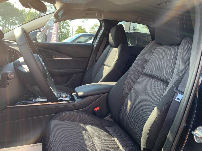 Mazda CX-30 2.0 Skyactiv-X M-Hybrid 186ch Sportline 2021 Bleu occasion à Mérignac - photo n°2