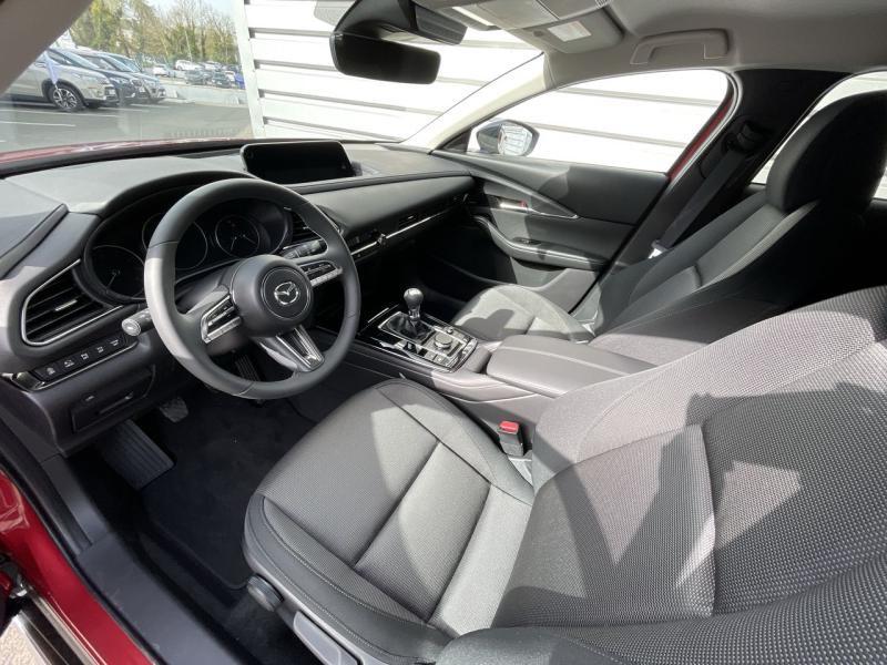 Mazda CX-30 2.0 Skyactiv-X M-Hybrid 186ch Sportline 2021  occasion à Saint-Brieuc - photo n°8