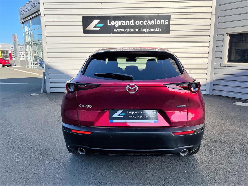 Mazda CX-30 2.0 Skyactiv-X M-Hybrid 186ch Sportline 2021  occasion à Saint-Brieuc - photo n°5