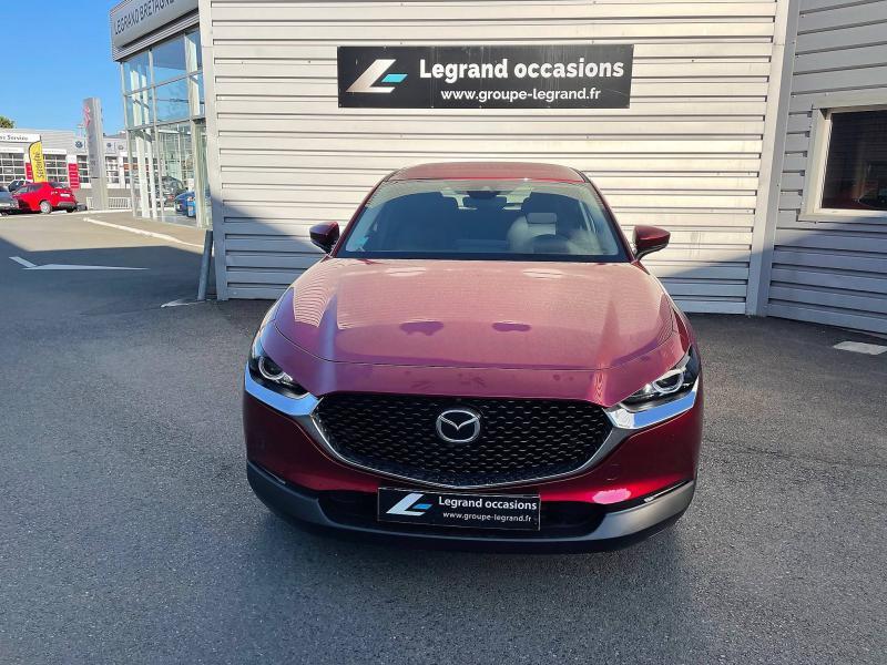 Mazda CX-30 2.0 Skyactiv-X M-Hybrid 186ch Sportline 2021  occasion à Saint-Brieuc - photo n°3