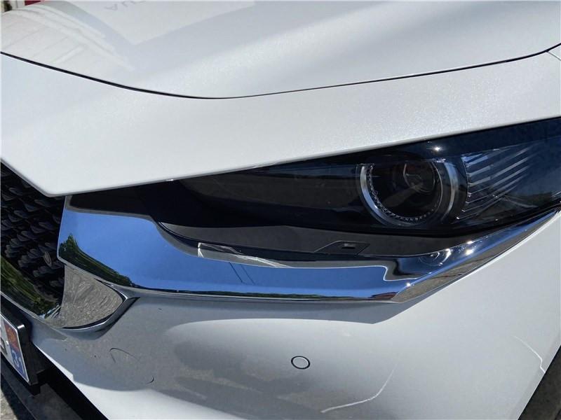 Mazda CX-30 2.0L SKYACTIV-X M HYBRID 180 CH 4X2 BVA6 Sportline Blanc occasion à Muret - photo n°7