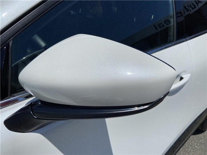 Mazda CX-30 2.0L SKYACTIV-X M HYBRID 180 CH 4X2 BVA6 Sportline Blanc occasion à Muret - photo n°8