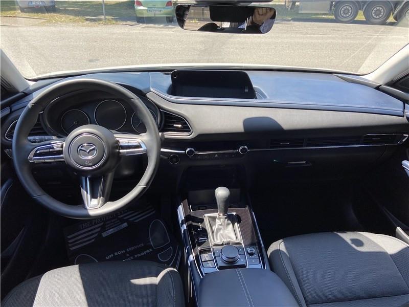 Mazda CX-30 2.0L SKYACTIV-X M HYBRID 180 CH 4X2 BVA6 Sportline Blanc occasion à Muret - photo n°15