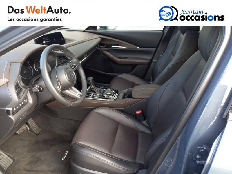 Mazda CX-30 CX-30 2.0L SKYACTIV-X M Hybrid 180 ch 4x4 BVA6 Exclusive 5p Gris occasion à Annemasse - photo n°11