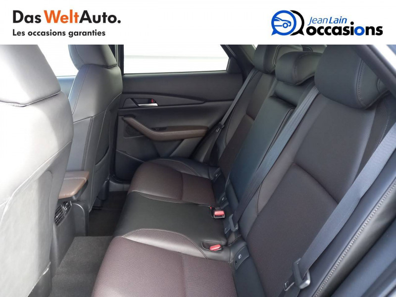 Mazda CX-30 CX-30 2.0L SKYACTIV-X M Hybrid 180 ch 4x4 BVA6 Exclusive 5p Gris occasion à Annemasse - photo n°17