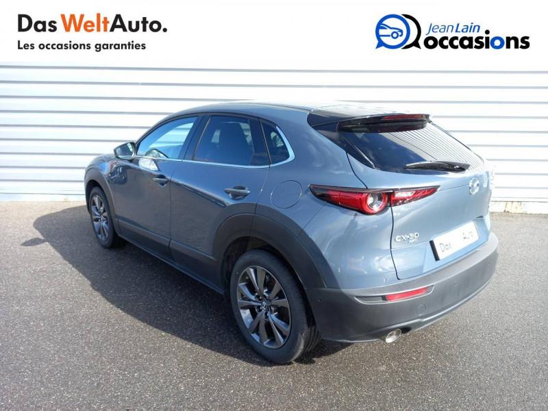 Mazda CX-30 CX-30 2.0L SKYACTIV-X M Hybrid 180 ch 4x4 BVA6 Exclusive 5p Gris occasion à Annemasse - photo n°7
