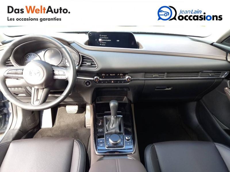 Mazda CX-30 CX-30 2.0L SKYACTIV-X M Hybrid 180 ch 4x4 BVA6 Exclusive 5p Gris occasion à Annemasse - photo n°18
